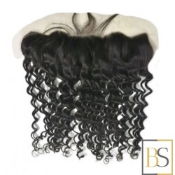 Lace frontal - Frisé 16""